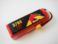 Lipo 6Sー3700mAh(35C)XT60付き E-Top Power