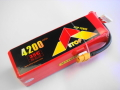 Lipo 6Sー4200mAh(35C)XT60付き E-Top Power