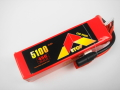 Lipo 6Sー5100mAh(45C) AS150付き E−Top Power