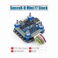 SucceX D Mini F7 + 40A 4in1 Tower(20x20 8Pin)