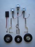 P−39用電動リトラクトセット