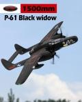 P-61ブラック ウィドウ PNP 完成機(DYNAM)