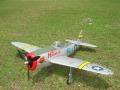 P-47Dサンダーボルト PNP 完成機(DYNAM)