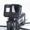 GoPro hero 8 アジャスタブル(0~60度)カメラマウント(Cidora 用)