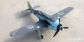 Fw-190フォッケウルフ PNP 完成機(DYNAM)