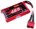 Lipo 3S-450mAh(35C)