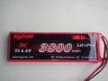 LiFe 6.6V−3800mAh受信機用