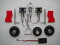 ピラタスPC-9用電動リトラクトセット