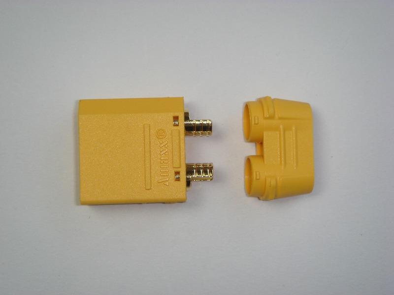XT90−Sアンチスパークコネクター(オス)