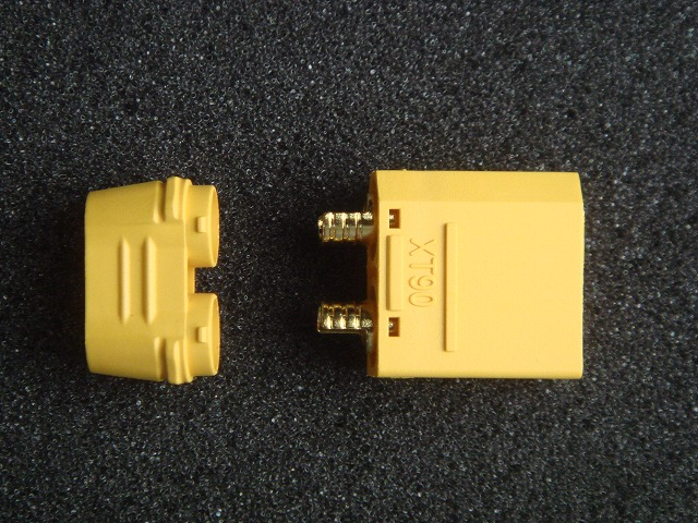 XT90コネクター(オス)