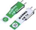 サンワ 107A61444A FMXTALセット(27M) NARROW‐04