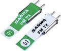 サンワ 107A61453A FMXTALセット(27M) NARROW‐12