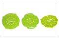 フタバ BS0160 SXホーン テンプレート1 SXホーン穴あけ用 ピッチ 12.5〜15mm