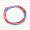 イーグル #968  シリコン銀コードセット・14ゲージ(60cmコード赤、黒、青、3本セット)
