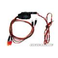 イーグル 2816 SP LEDライトセット(ブルー&レッドLED 4灯)