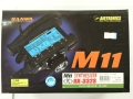 サンワ M11シンセサイザー送受信機セット FM40MHza