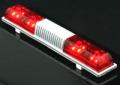 ABC 62745 パトカーライト スクエアソニックタイプ