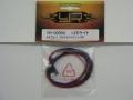 YR YR-003WT LEDライト ブルー 5mm 2灯 タミヤライトユニット用