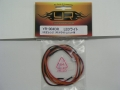 YR YR-004OR LEDライト オレンジ 3mm 2灯 タミヤライトユニット用