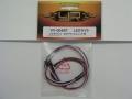 YR YR-004WT LEDライト ホワイト 3mm 2灯 タミヤライトユニット用