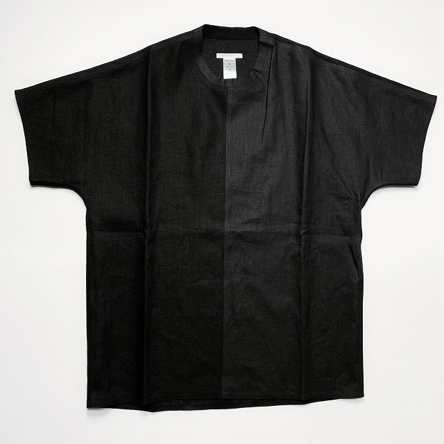 【SALE 40%OFF】BARBARA ALAN/LINEN OVER TEE [31-191-0009]