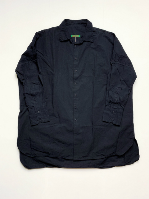【SALE/セール/30%OFF】≪New Arrival≫[送料無料]CASEY CASEY/ODEMANIA SHIRT-OPICAL [13HC153] [21-192-0007]