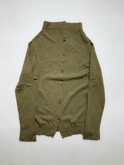 ≪New Arrival≫[送料無料]FORME D' EXPRESSION/BOX CARDIGAN JUMPER [34-192-0011]