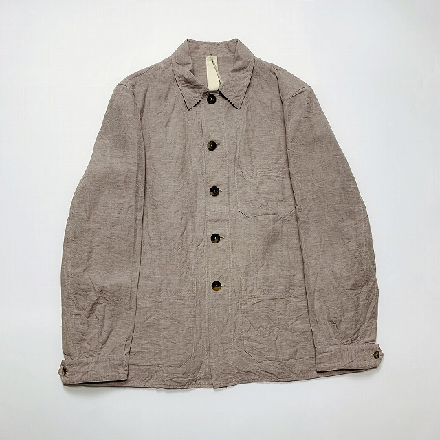 【SALE 40%OFF】FORME D' EXPRESSION/FRENCH WORK JACKET [27-191-0006]