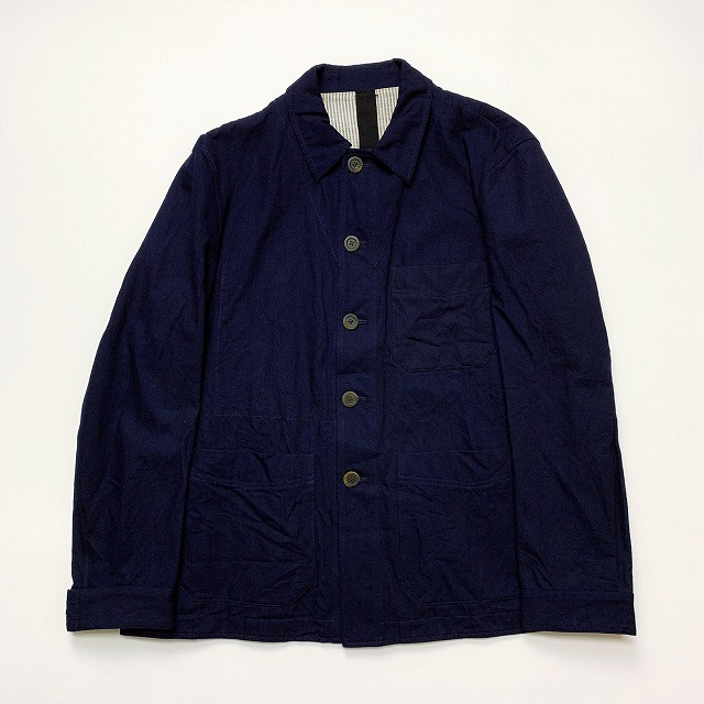 【SALE 40%OFF】FORME D' EXPRESSION/FRENCH WORK JACKET [27-191-0005]