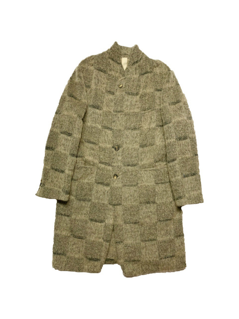 ≪New Arrival≫FORME D' EXPRESSION/RELAXED 3/4 COAT [44-212-0001]