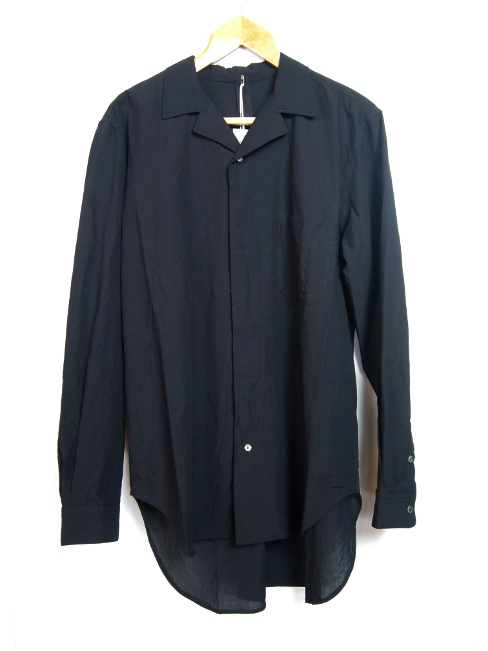 【SALE/セール/30%OFF】[送料無料]FORME D' EXPRESSION/CONVERTIBLE COLLARED SHIRTS.  [21-181-0001]