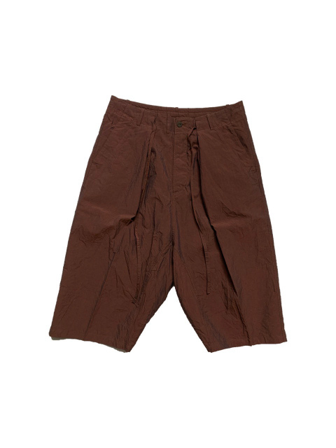 【SALE 30%OFF】≪New Arrival≫FORME D' EXPRESSION/TAILORED SAROUEL PANTS [43-211-0002]