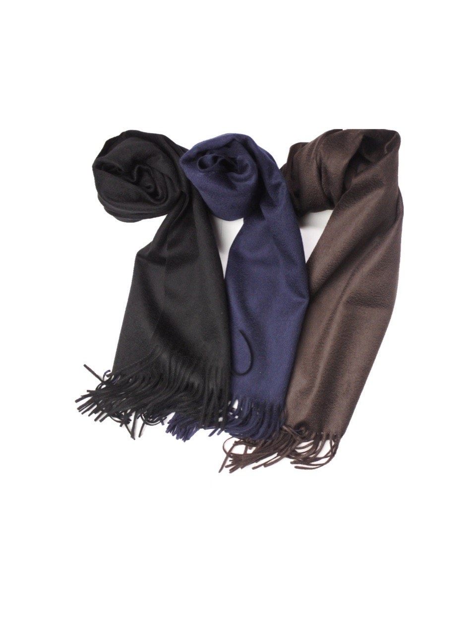 ≪New Arrival≫PIACENZA/100% CASHIMIERE SCARF [48-212-0003]