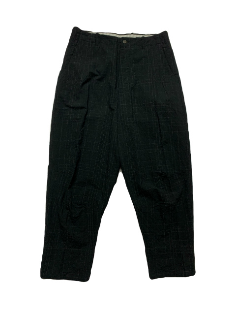 【SALE 40%OFF】FORME D' EXPRESSION/BAGGY PANTS [33-201-0002]
