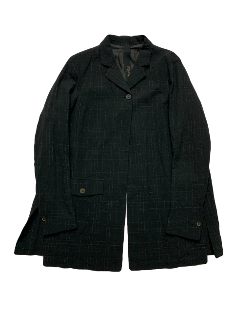 ≪New Arrival≫[送料無料]FORME D' EXPRESSION/VENTED JACKET [37-201-0001]