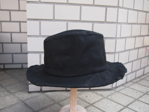 REINHARD PLANK/レナードプランク/LITTLE BAGGETT COTTON HAT. [58-171-0008]