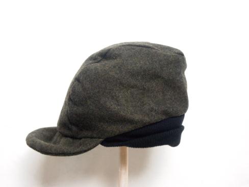 REINHARD PLANK/レナードプランク/ALPIE CAP. [48-002-0005]