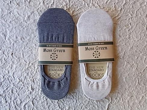 モスグリーン/Moss Green/SOCKS. [59-151-0004]
