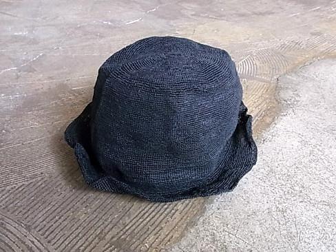 REINHARD PLANK/レナードプランク/Cuffia Raffia Hat. [59-151-0002]