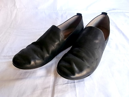 [送料無料]MARSELL/マルセル/Round toe slipper MM1741[35-141-0005]