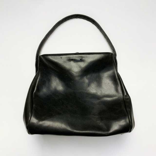 ≪New Arrival≫[送料無料]DelleCose/デレコーゼ/HORSE POLISH BAG [49-191-0011]