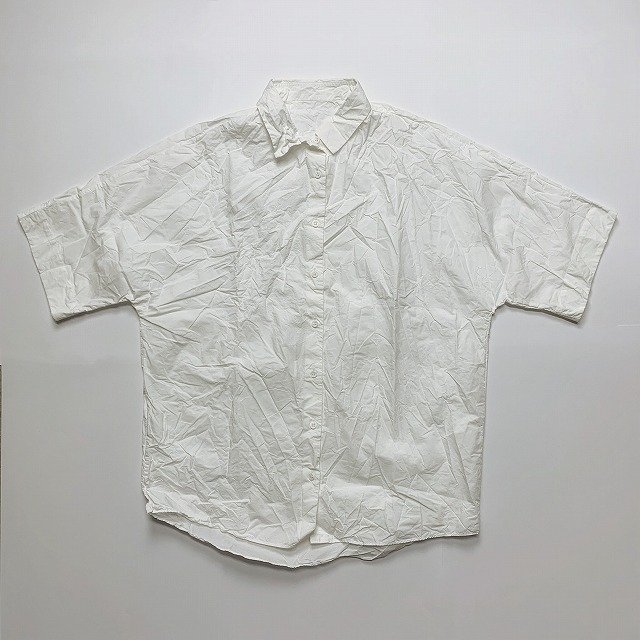 ≪New Arrival≫[送料無料]CASEY CASEY/WAGA SHIRT SS PAPER [12FC95] [31-191-0005]