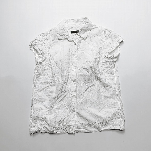 ≪New Arrival≫[送料無料]CASEY CASEY/CHOLE SHIRT SHORT-S PAPER [12FC94] [31-191-0004]