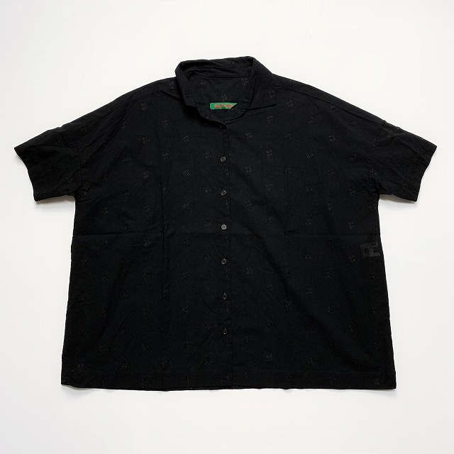 【SALE/セール/30%OFF】≪New Arrival≫[送料無料]CASEY CASEY/SQUARE SHORT SHIRT [12FC100] [31-191-0001]