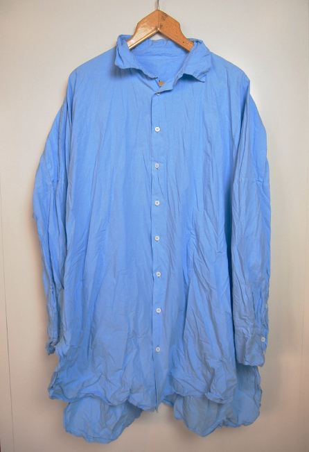 【SALE/セール/30%OFF】[送料無料]CASEY CASEY/CHEMISE ODEM COUTE. [10HC95 PAPER][31-181-0005_31-181-0006]