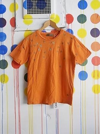 [セール/SALE/30%OFF][送料無料]CASEY CASEY;Dot T-Shirts[32-141-0001]
