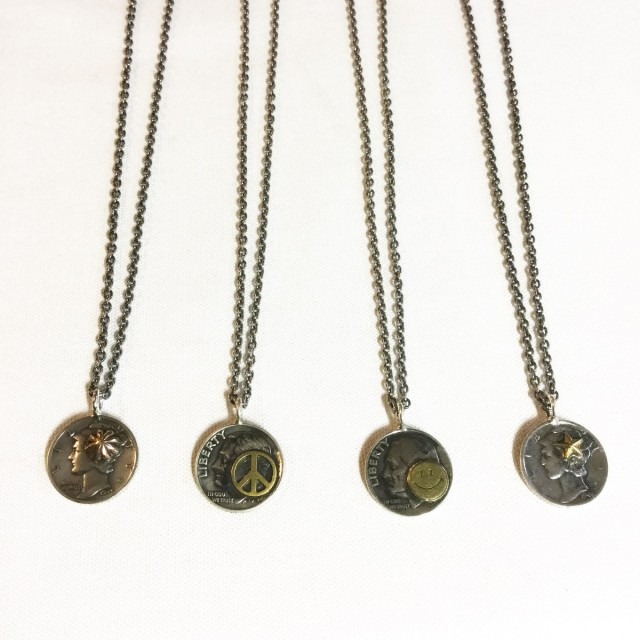 [送料無料]NORTHWORKS/ノースワークス/10¢Brace Point Pendant.[northworks105]