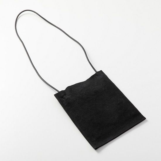 AMIACALVA/CANVAS POCHETTE[A076]