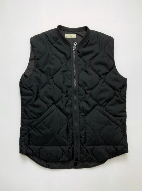 【SALE 40%OFF】rdv o globe/ランデヴーオーグローブ/CHRIS GILET[14-192-0007]