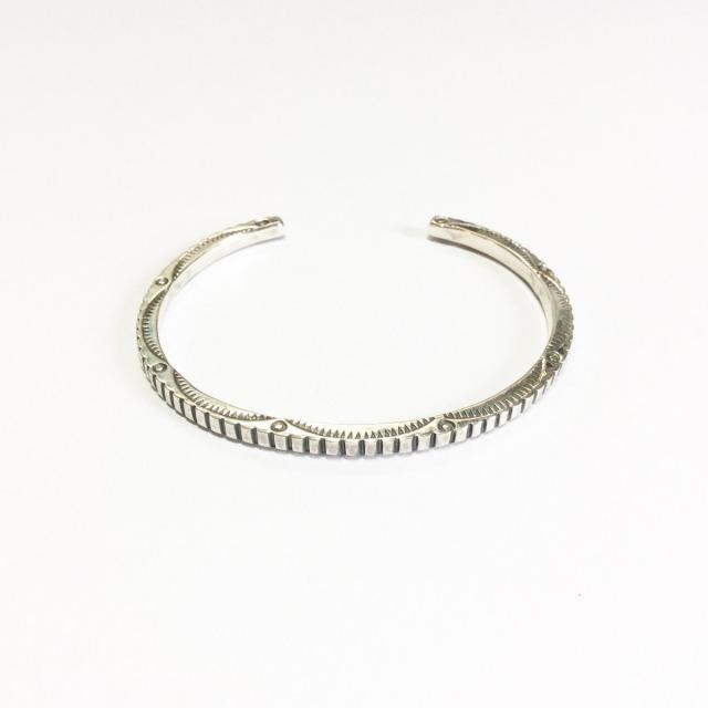 [送料無料]NORTHWORKS/ノースワークス/900Silver Square Cuff Bracelet.[northworks90]